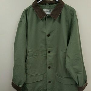 LL Bean canvas field jacket